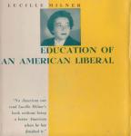 Buchtitel Lucille Milner (Detail)