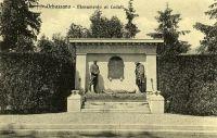 Postkarte: Monumento ai Caduti, Orbassano