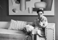 Peggy Guggenheim, 1955