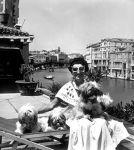 Peggy Guggenheim, 1950