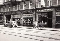 Modehaus Julius Meisel, 1938