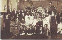 Purimball im Hotel Bellaria, Meran 1923