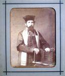 Rabbiner Samuel Grün, um 1890