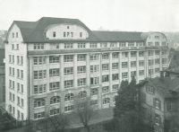 Sitz der Fa. Reichenbach & Co, Teufener Strasse, St. Gallen, seit 1913