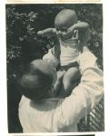 Richard Errell und sein Sohn Jonathan