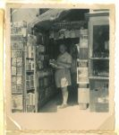 Richard Loewy und sein 'Loewy bookstore', Allenby Road 78