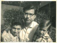 Ronny, Ernst und Peter Loewy