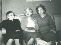 Rosalie, Adèle und Carrie Maximilian