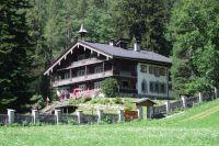 Villa Trier in St. Anton, heute Ski- und Heimatmuseum