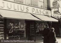 Schuhgeschäft Julius Pasch