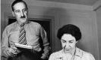 Stefan Zweig und Lotte Altmann, 1940