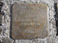 Stolperstein für Edith Meyer