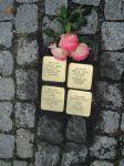 Stolpersteine für Ludwig, Frieda, Susanne und Siegfried Lamm in Kronach