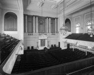 Temple Israel Synagogue, Interior