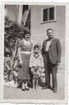 Angelina Tavonatti-Weil, Harry Weil und Harry Weil jr., um 1937
