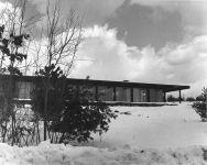 Werner Seligmann: Bradley House, gebaut 1955
