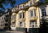 Wohnhaus von Siegfried Trebitsch, Maxingstraße 20