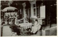 Familie Perlhefter-Riccabona in Gaschurn, vor 1938