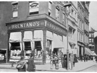 Brentano's Books, 39 Union Square, New York