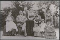 Familie Emil und Malvine Rosenthal