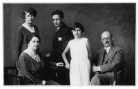 Familie Siegfried Landauer