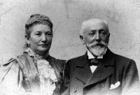 Rosalie Freudenthal-Dannhauser und Jakob Dannhauser