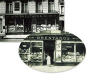 Brentano's Bookstore in Paris